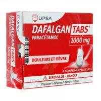 Dafalgantabs 1 G Cpr Pell Plq/8 à TOUCY