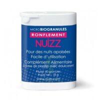 Nuizz Ronflement Granules Microbio Ronflement Obstruction Voies Respiratoires B/60 à TOUCY